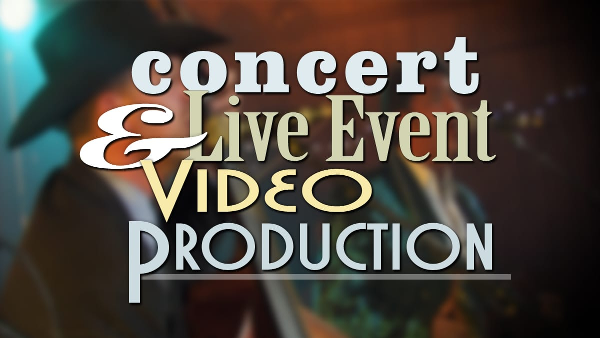 Concert Event Video